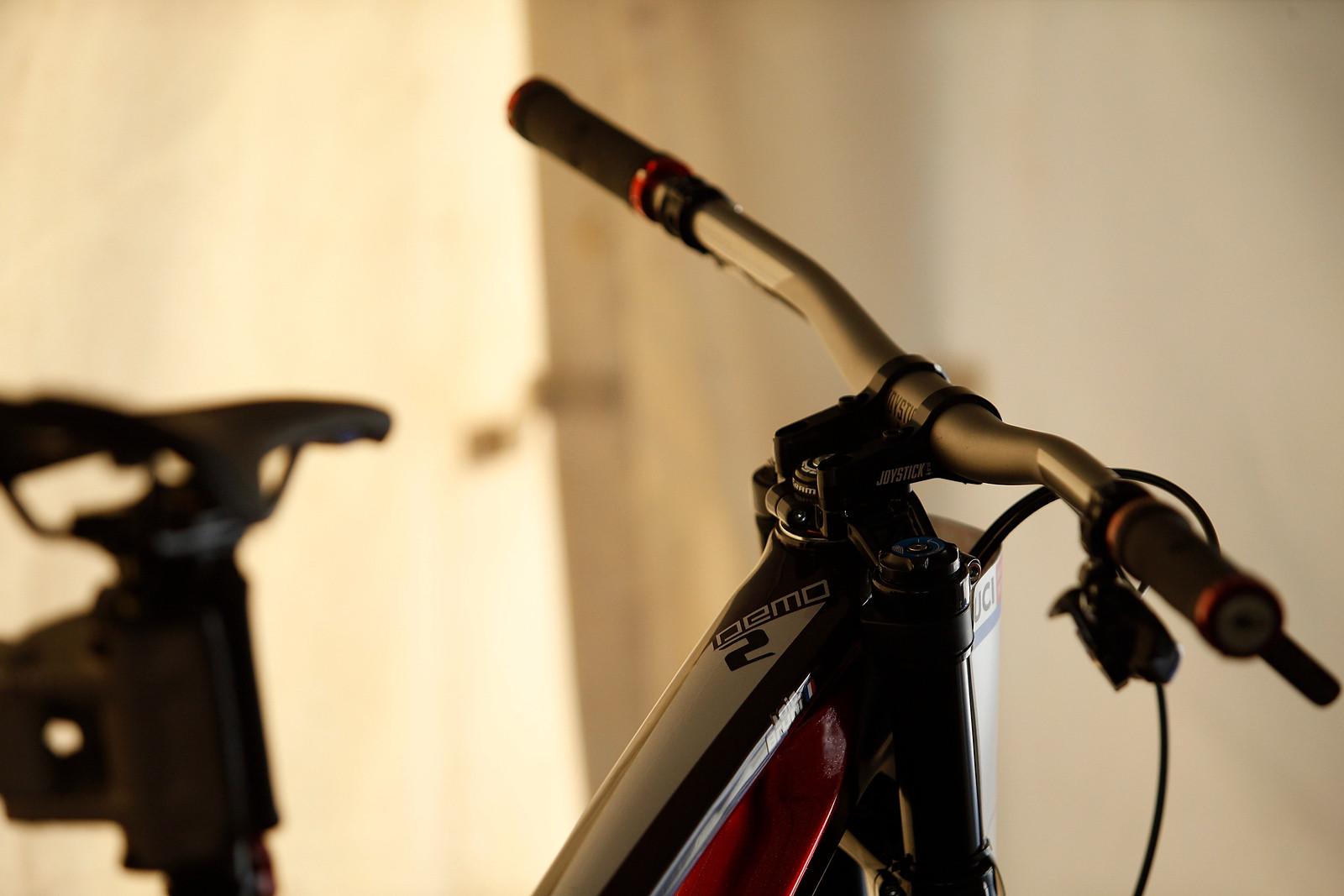 Bruni Likes it Long - PIT BITS - Mont Sainte Anne World Cup - Mountain Biking Pictures - Vital MTB