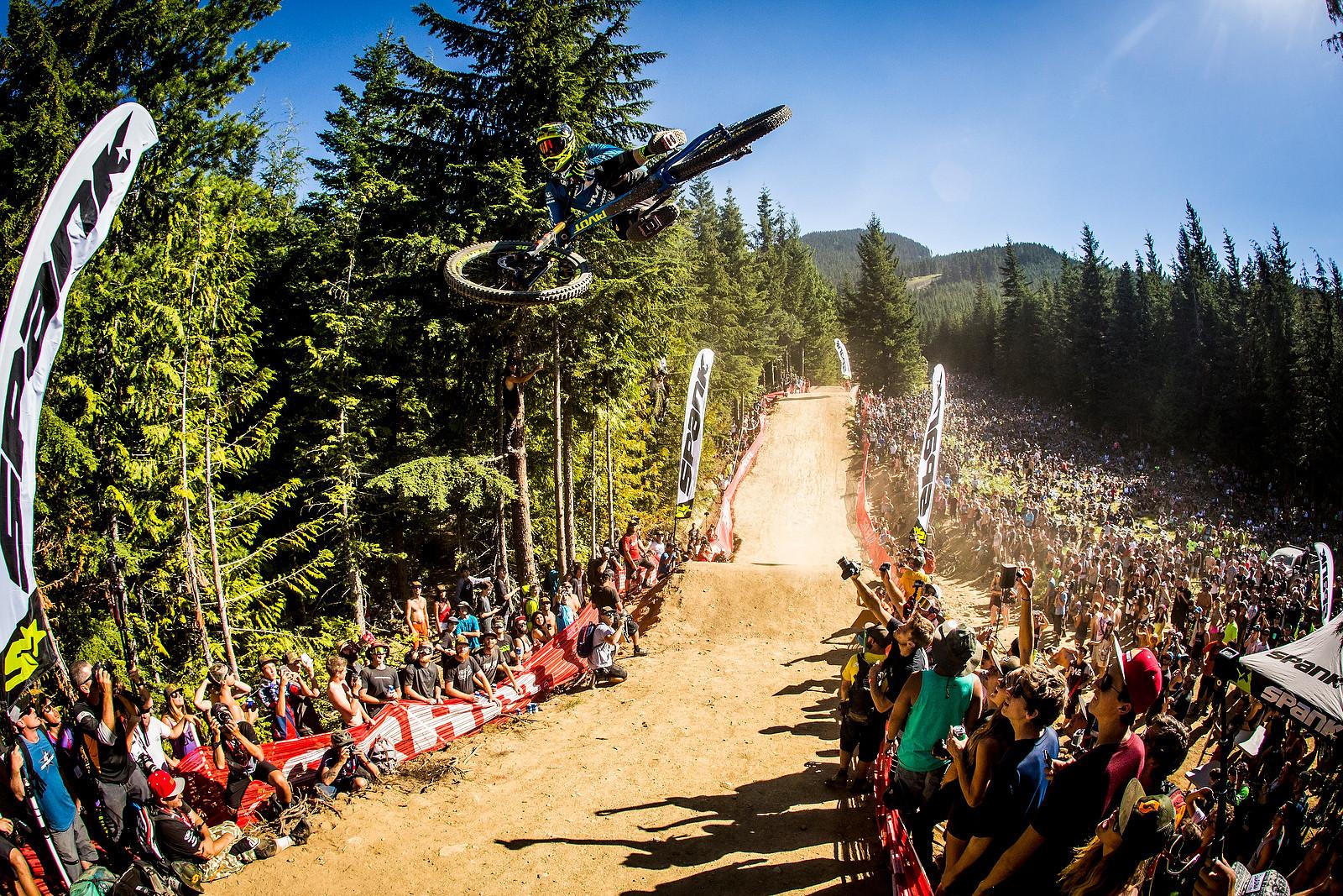Big Blasting Bernard - Whip Off World Champs Photo Blast - Mountain Biking Pictures - Vital MTB