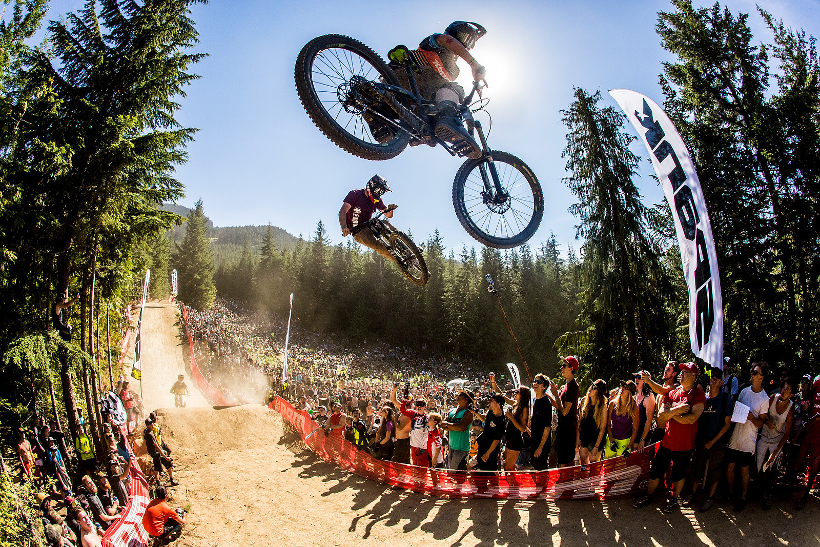 Big Whip Doubles - Whip Off World Champs Photo Blast - Mountain Biking Pictures - Vital MTB