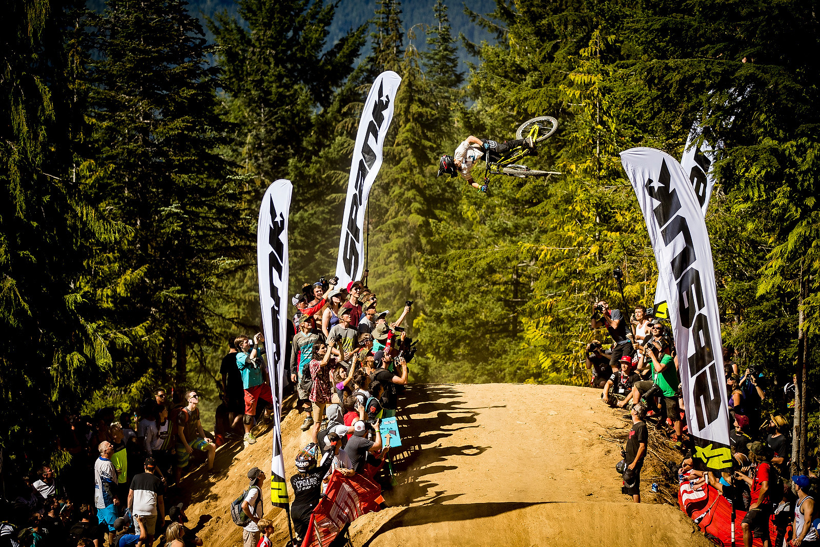 Confused Crooked Contortionist Gets Corked - Whip Off World Champs Photo Blast - Mountain Biking Pictures - Vital MTB