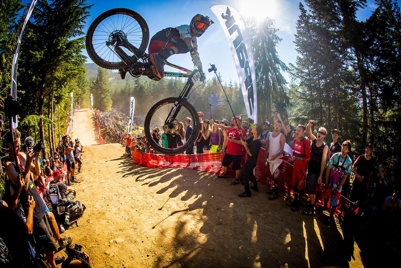 Finn Iles - Whip Off World Champs Photo Blast - Mountain Biking Pictures - Vital MTB