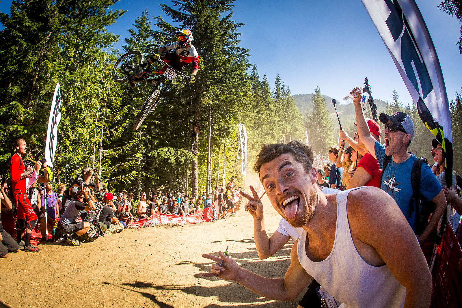 Did You Get It? - Whip Off World Champs Photo Blast - Mountain Biking Pictures - Vital MTB