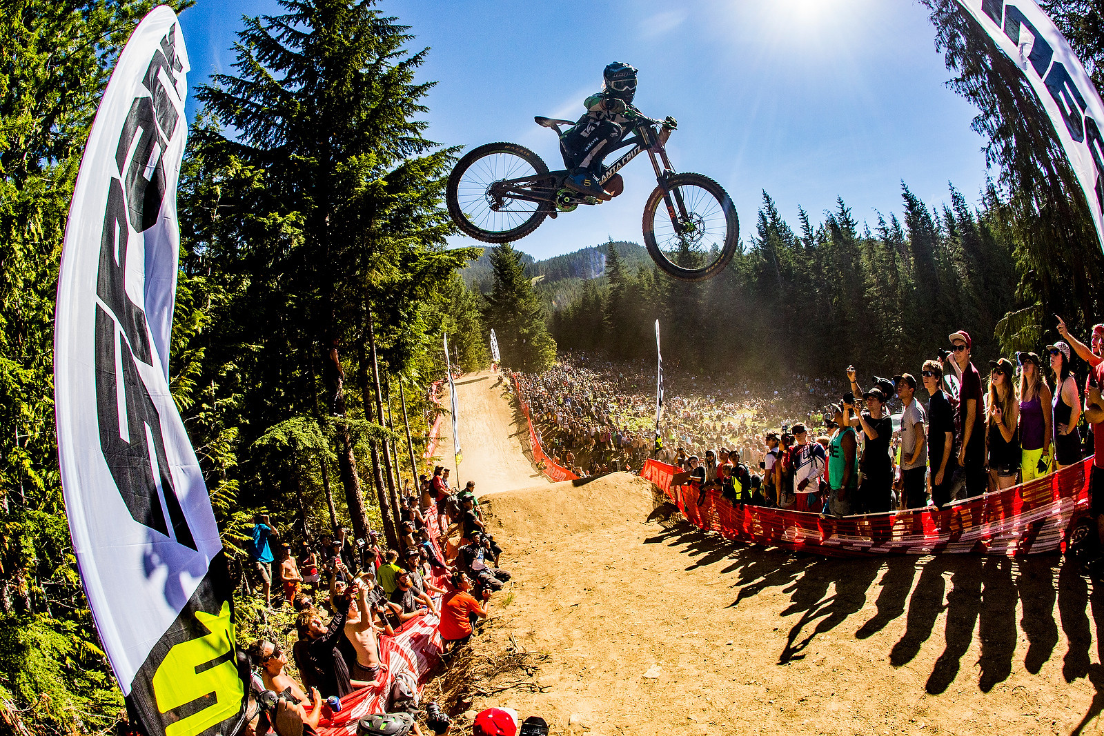 Craig Evans Crouches Courageously - Whip Off World Champs Photo Blast - Mountain Biking Pictures - Vital MTB