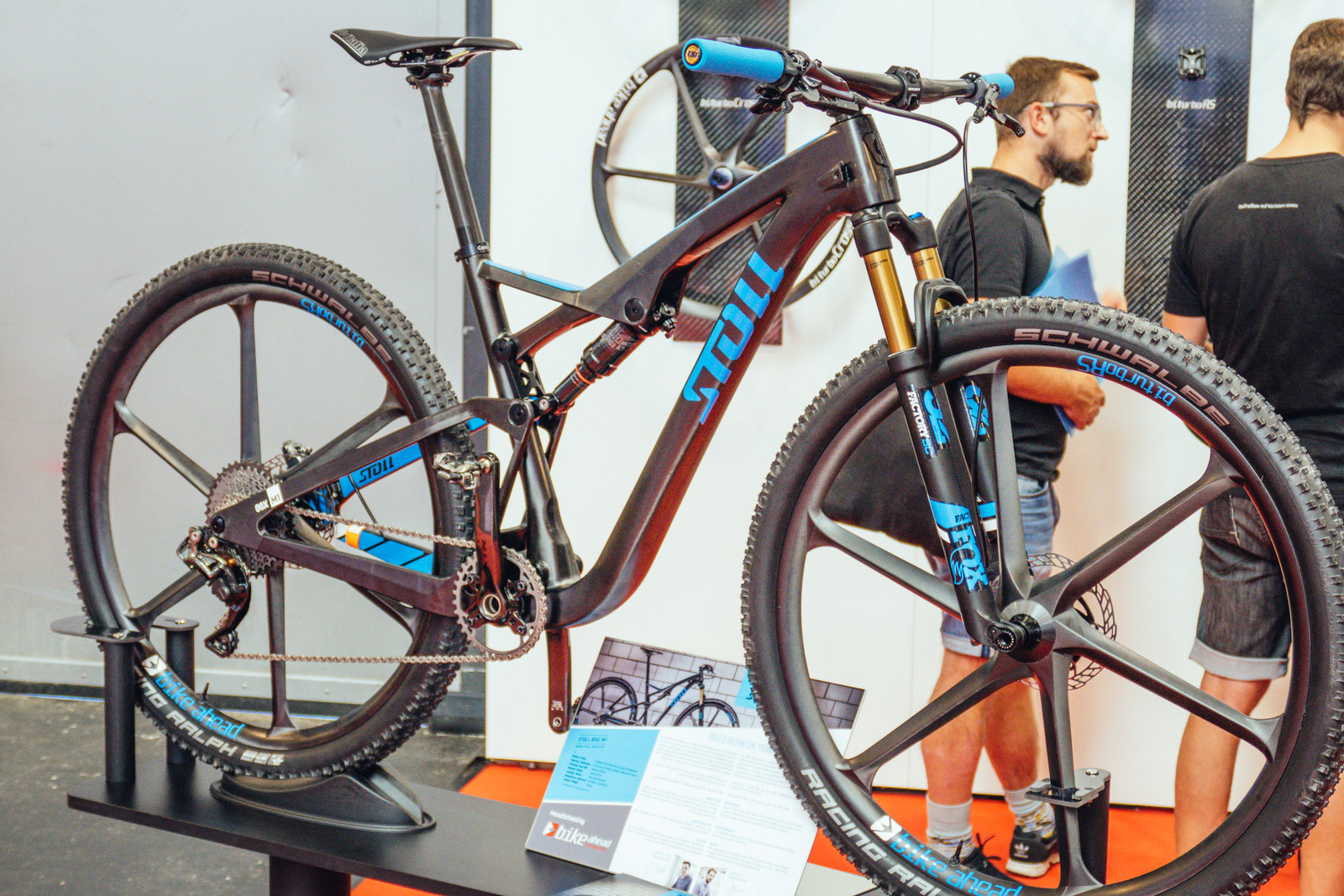 Stoll Bike M1 - EUROBIKE - 2017 Enduro and Trail Bikes - Mountain Biking Pictures - Vital MTB