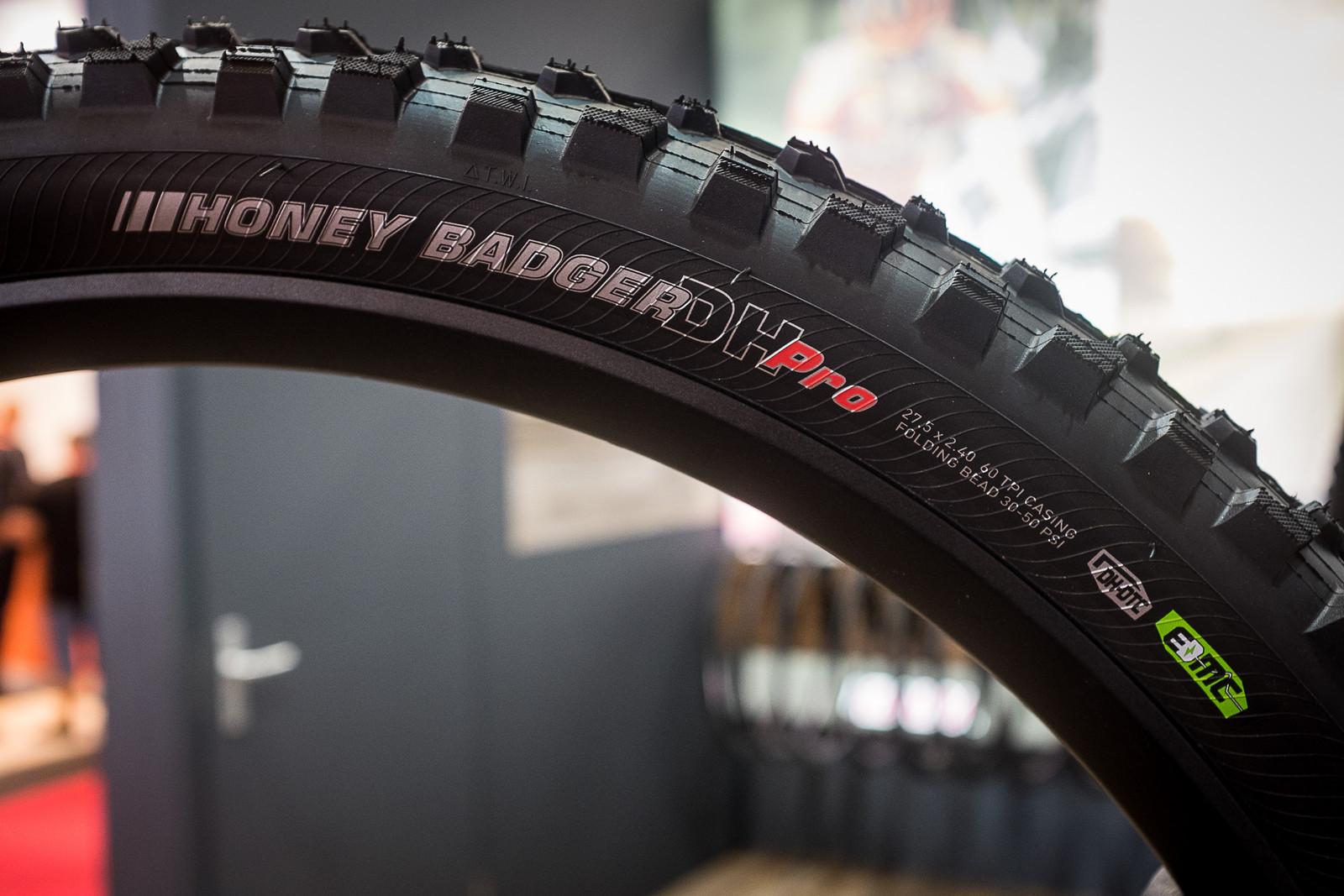 E-Bike Specific Tires - EUROBIKE - 2017 Mountain Bike Components - Mountain Biking Pictures - Vital MTB