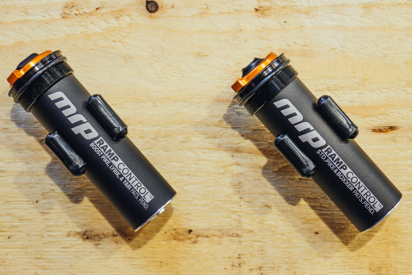 MRP Ramp Control Upgrade Cartridges - EUROBIKE - 2017 Mountain Bike Components - Mountain Biking Pictures - Vital MTB