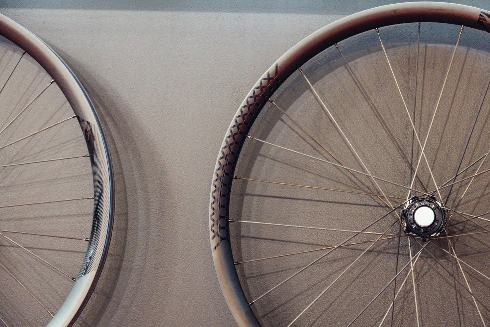 Reynolds Blacklabel Wheel Updates - EUROBIKE - 2017 Mountain Bike Components - Mountain Biking Pictures - Vital MTB