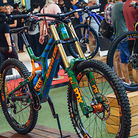 EUROBIKE - 2017 Downhill Bikes and Gear