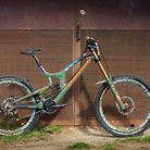 Steve Peat's Custom-Painted Andorra Race Bike - LAST CALL