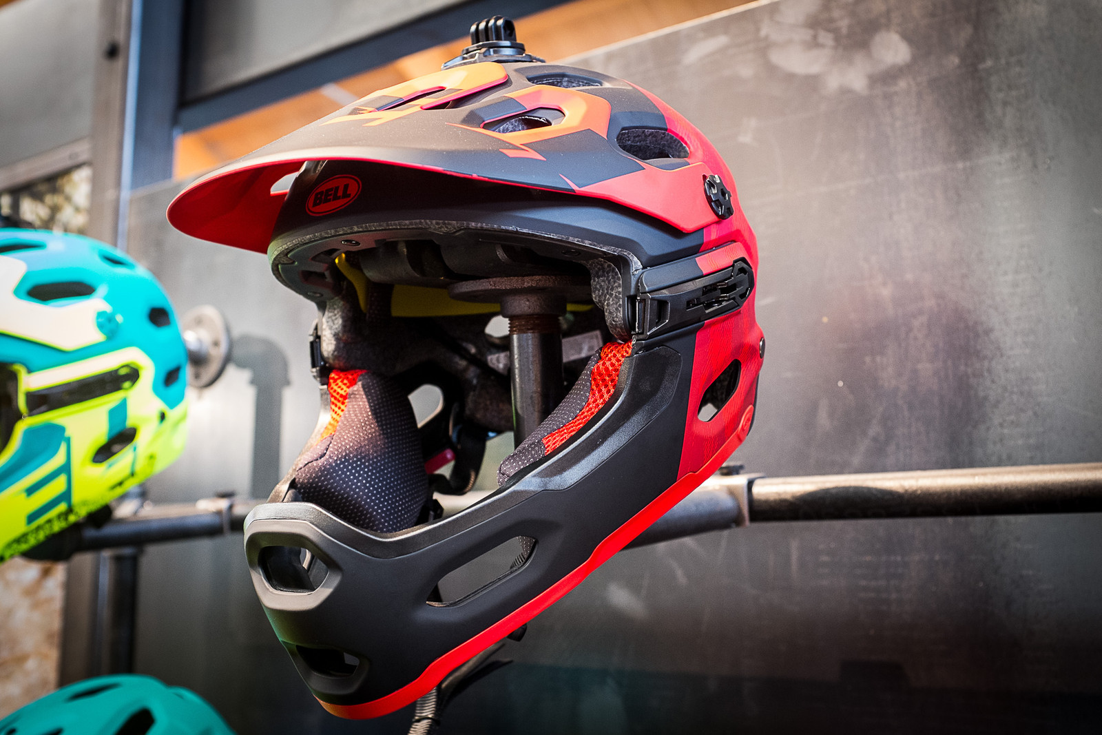 Updated Bell Super 3R with Float Fit - EUROBIKE - 2017 Mountain Bike Apparel and Protective Gear - Mountain Biking Pictures - Vital MTB