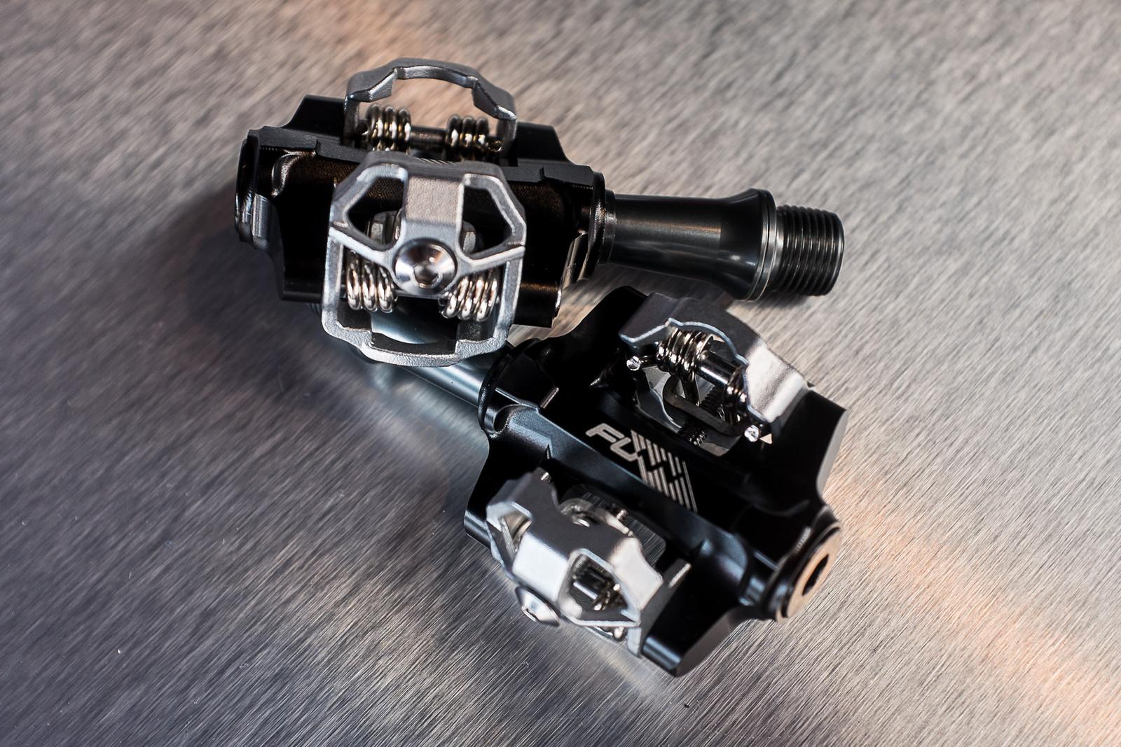 FUNN Prototype Alloy Axle Pedals - EUROBIKE - 2017 Mountain Bike Components - Mountain Biking Pictures - Vital MTB