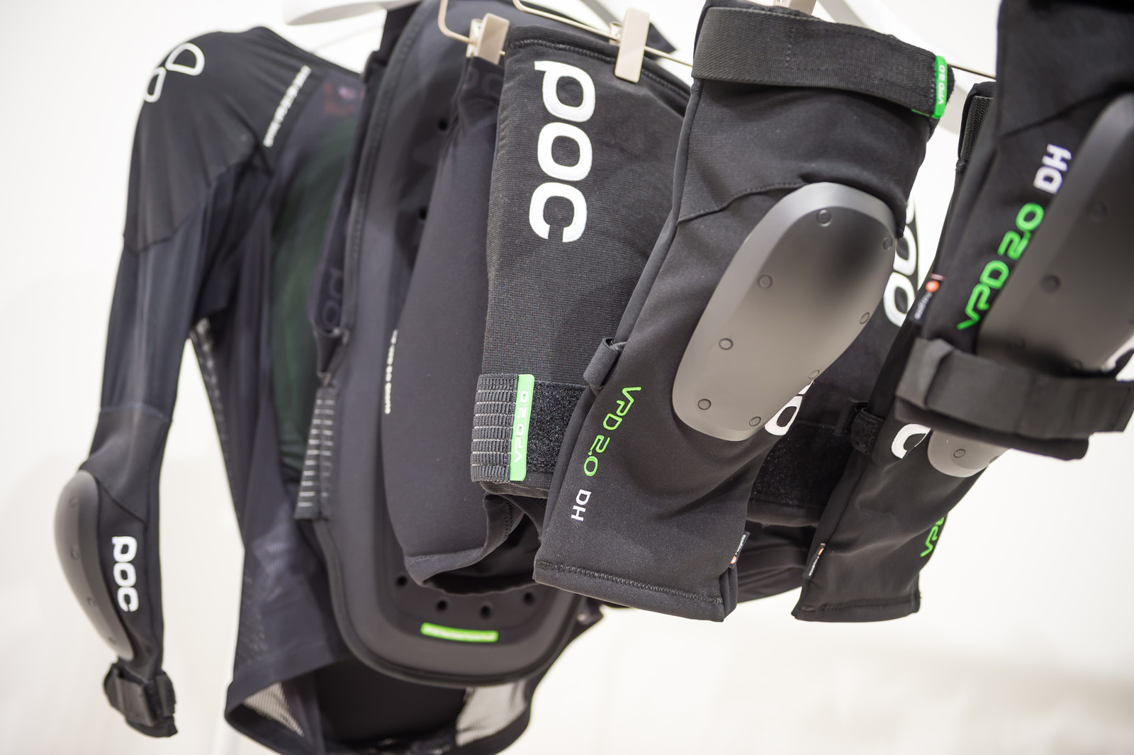 POC VPD 2.0 Protection - EUROBIKE - 2017 Mountain Bike Apparel and Protective Gear - Mountain Biking Pictures - Vital MTB