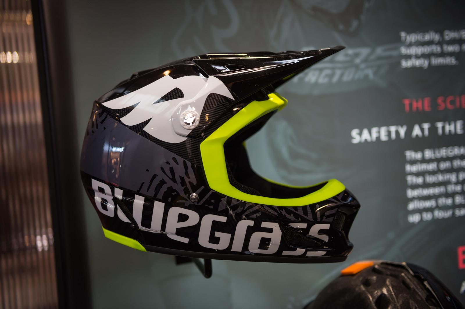 Bluegrass Brave Full Face Helmet - EUROBIKE - 2017 Mountain Bike Apparel and Protective Gear - Mountain Biking Pictures - Vital MTB
