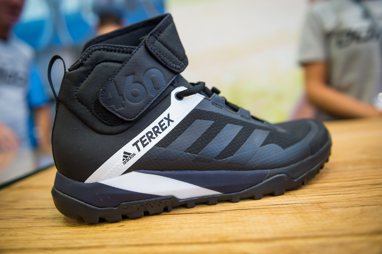 Adidas Terrex Trailcross Protect Shoe - EUROBIKE - 2017 Mountain Bike Apparel and Protective Gear - Mountain Biking Pictures - Vital MTB