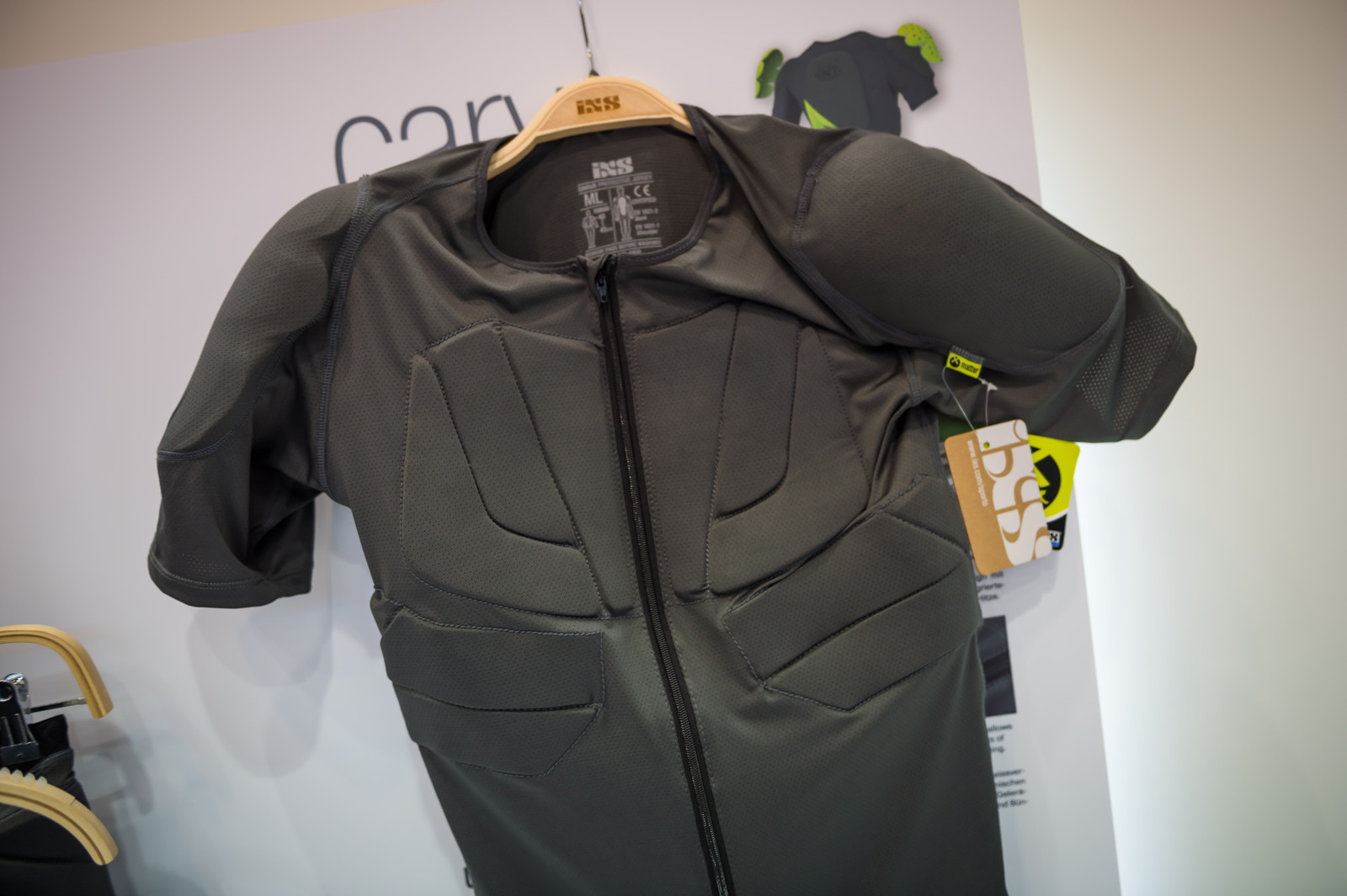 2017 iXS Protective Gear and Apparel - EUROBIKE - 2017 Mountain Bike Apparel and Protective Gear - Mountain Biking Pictures - Vital MTB