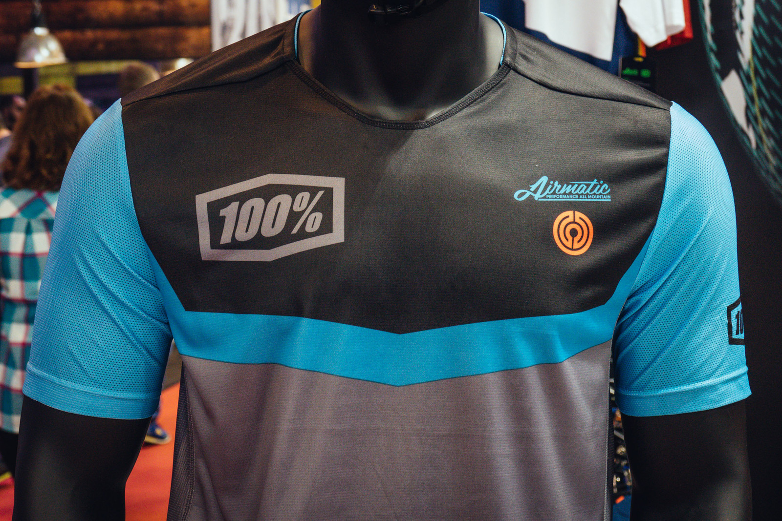 100% Clothing - EUROBIKE - 2017 Mountain Bike Apparel and Protective Gear - Mountain Biking Pictures - Vital MTB