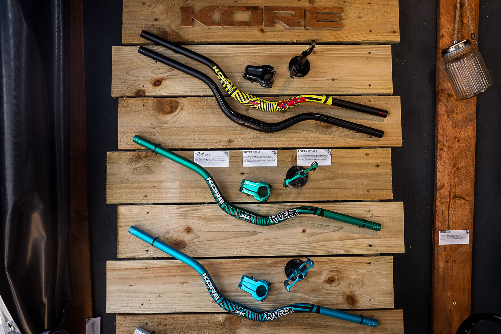Kore's 2017 Component Line - EUROBIKE - 2017 Mountain Bike Components - Mountain Biking Pictures - Vital MTB