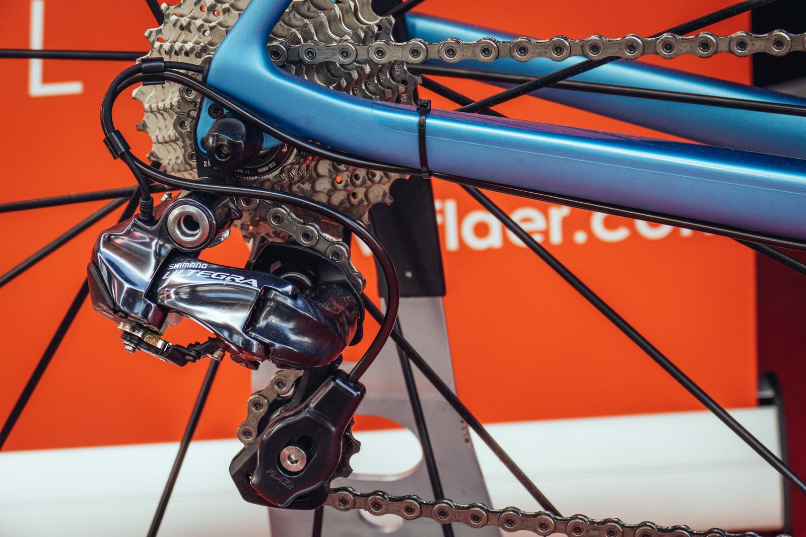 Revo Via Chain Lube System - EUROBIKE - 2017 Mountain Bike Components - Mountain Biking Pictures - Vital MTB