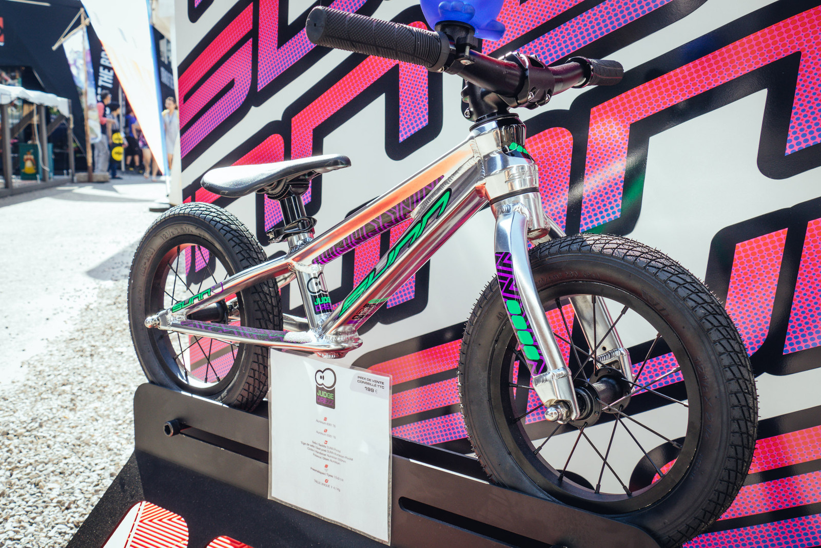 Sunn Judge Drezz Kid's Bike - EUROBIKE - 2017 Enduro and Trail Bikes - Mountain Biking Pictures - Vital MTB