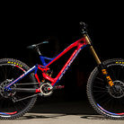 Danny Hart's 2016 World Champs Mondraker Summum