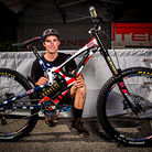 Nik Nestoroff's Intense M16c | 2016 World Champs Bike
