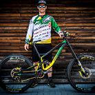 Mick Hannah's Polygon DH | 2016 World Champs Bike