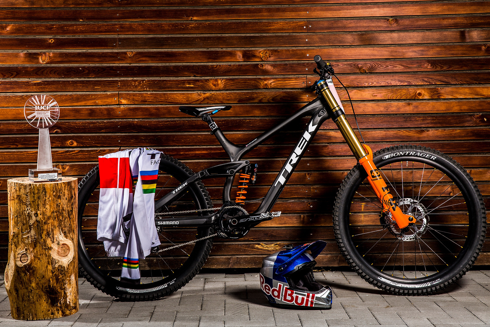 Rachel Atherton's Trek Session | 2016 World Champs Bike - PIT BITS & BIKES - 2016 World Champs - Mountain Biking Pictures - Vital MTB