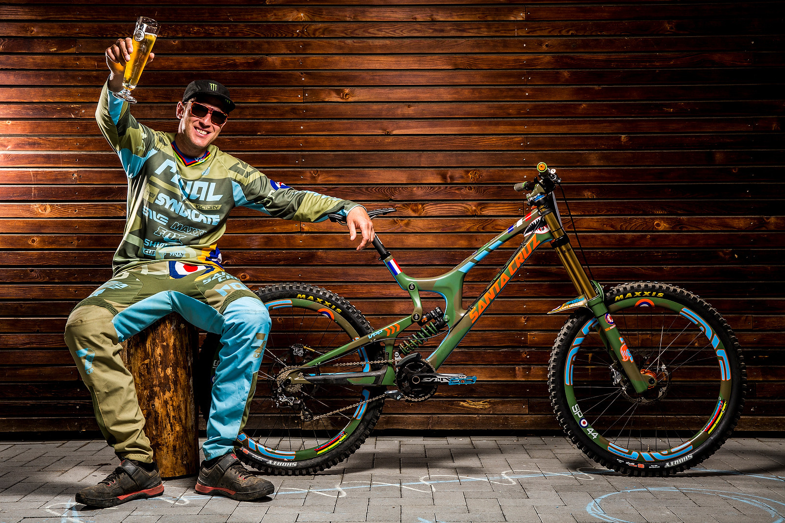 #allhailpeaty - PIT BITS & BIKES - 2016 World Champs - Mountain Biking Pictures - Vital MTB