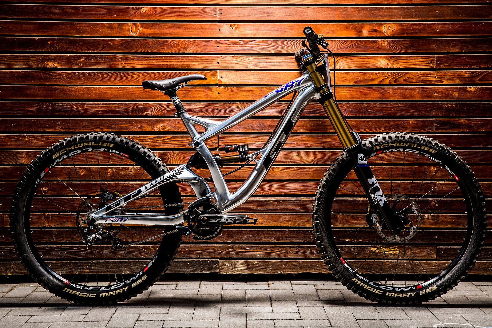 Brook MacDonald's GT Fury | 2016 World Champs Bikes - PIT BITS & BIKES - 2016 World Champs - Mountain Biking Pictures - Vital MTB