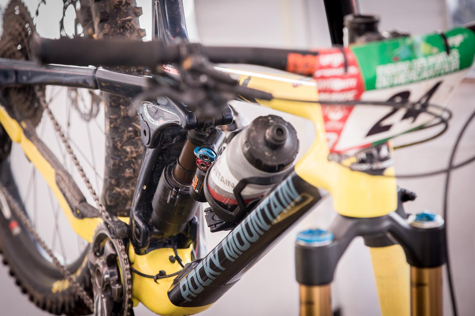 Rocky Mountain Slayer - PIT BITS - Enduro World Series, Valberg - Mountain Biking Pictures - Vital MTB