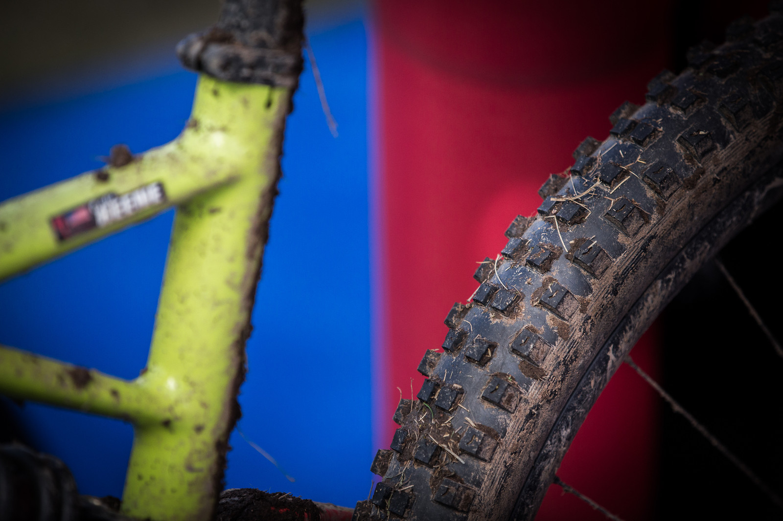 New Specialized Mud Tires - PIT BITS - Enduro World Series, Valberg - Mountain Biking Pictures - Vital MTB