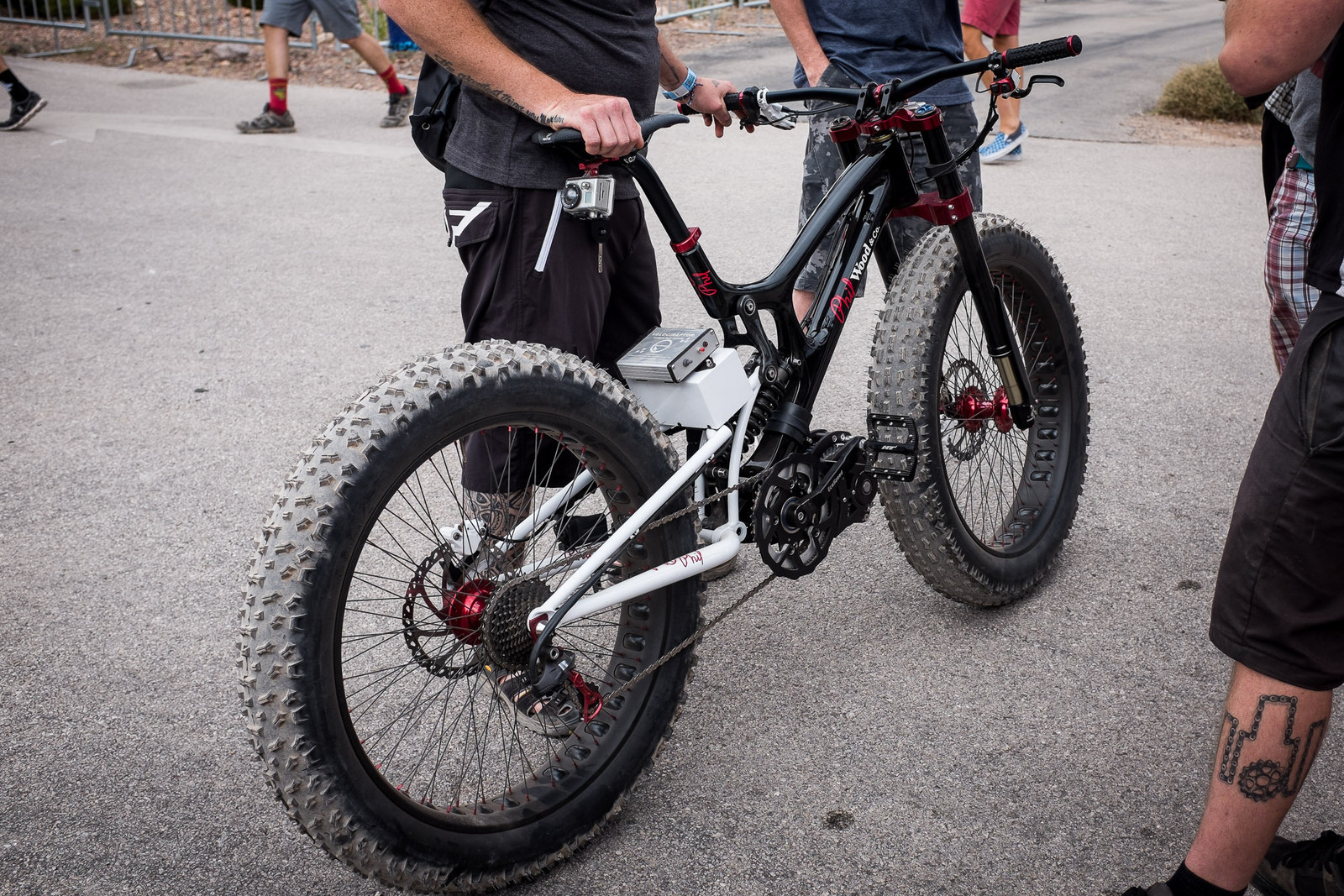 Just Wow - INTERBIKE - 2017 WTF Gallery - Mountain Biking Pictures - Vital MTB