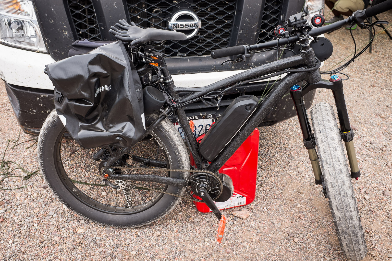 Who Wants to Play a Game of Grab Ass? - INTERBIKE - 2017 WTF Gallery - Mountain Biking Pictures - Vital MTB