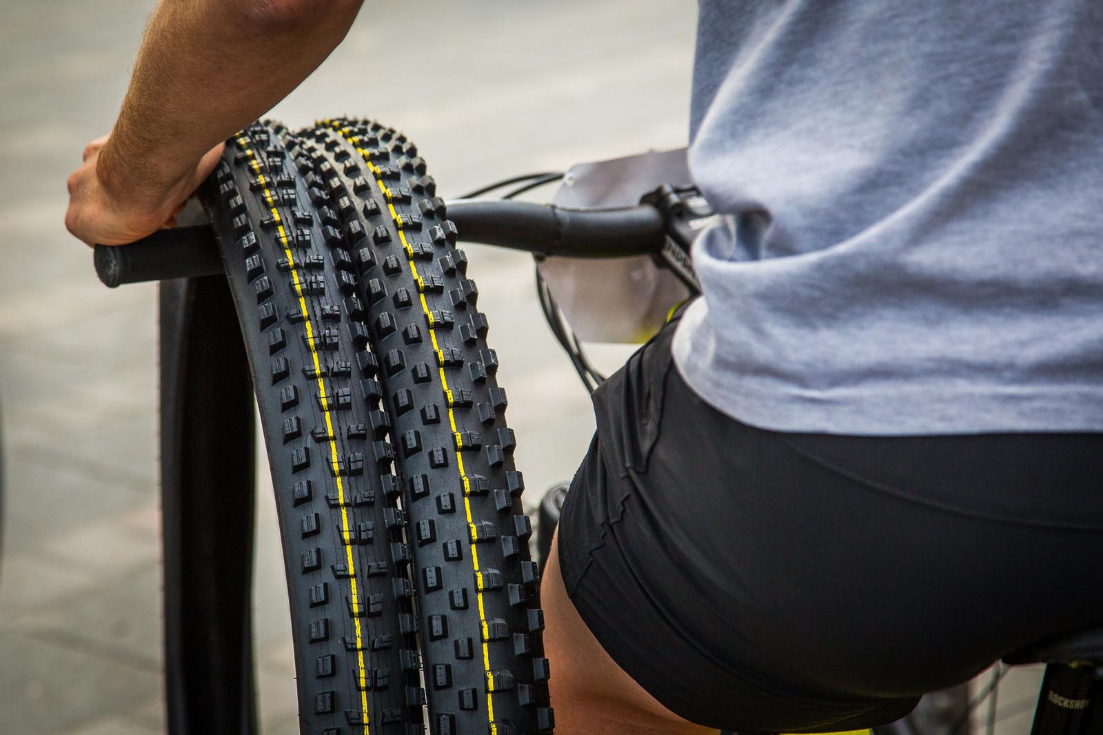 ed653ed26a1 Race Compounds from Mavic? - PIT BITS - Enduro World Series, Finale Ligure  - Mountain Biking Pictures - Vital MTB