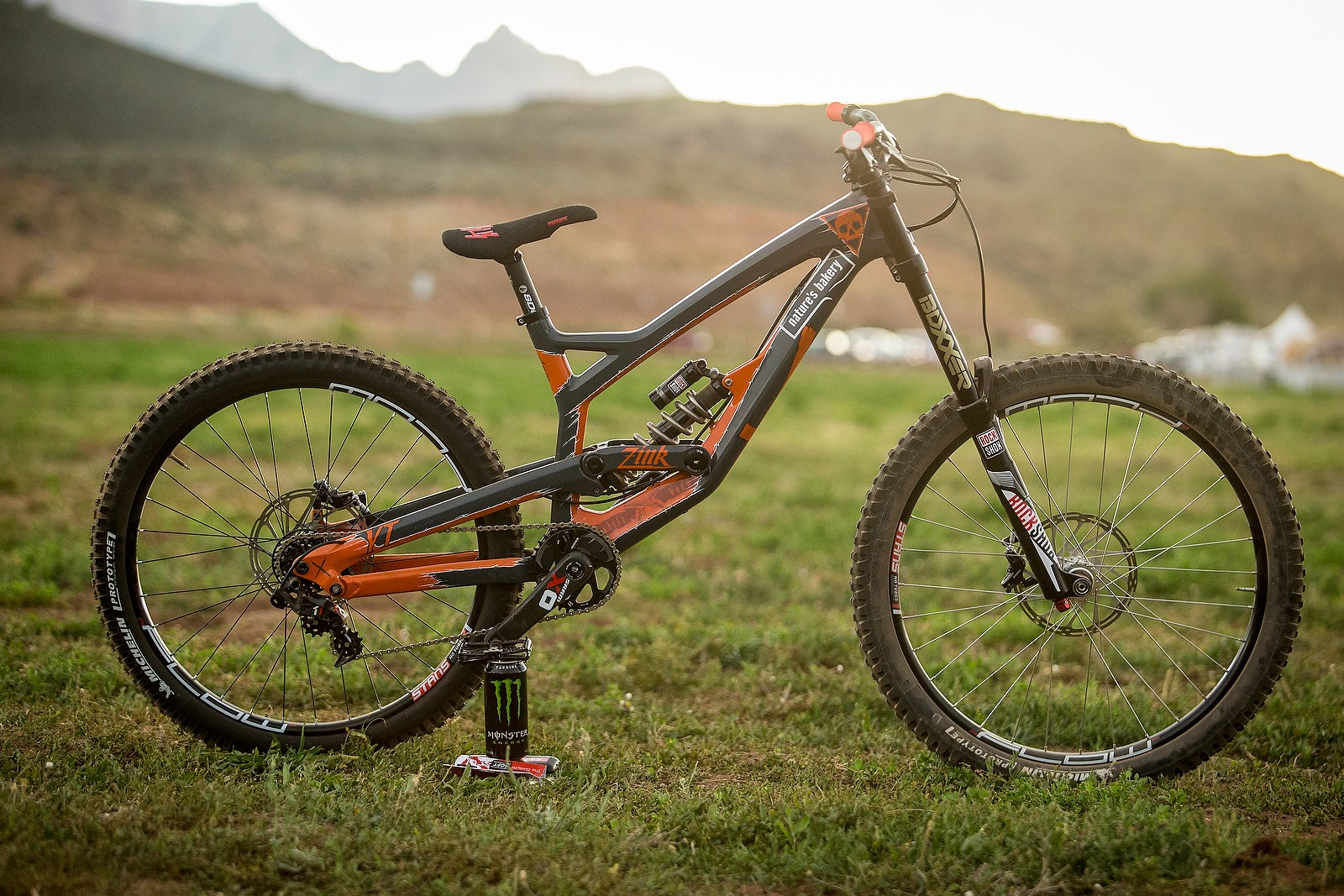 Cam Zink's YT Tues - Pro Bikes - Red Bull Rampage - Mountain Biking Pictures - Vital MTB