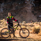 Tyler McCaul with his GT Fury at Rampage