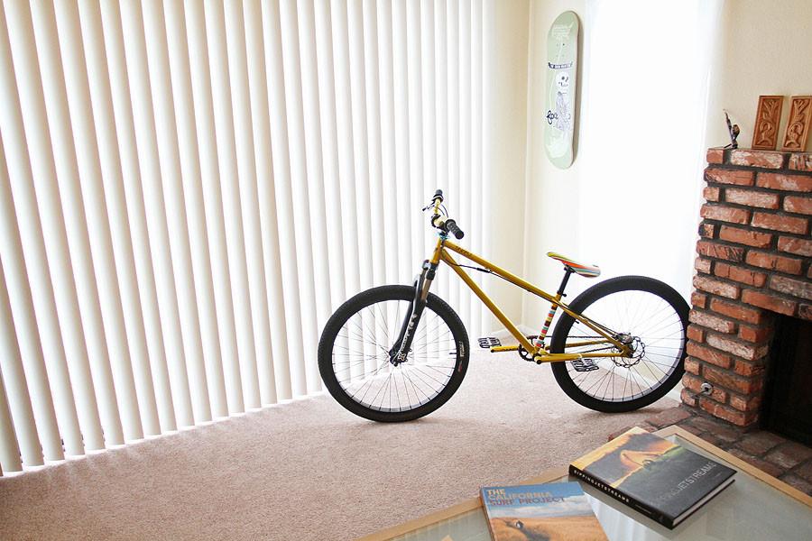 The Snafu Crenshaw - First Look: Snafu Crenshaw - Mountain Biking Pictures - Vital MTB
