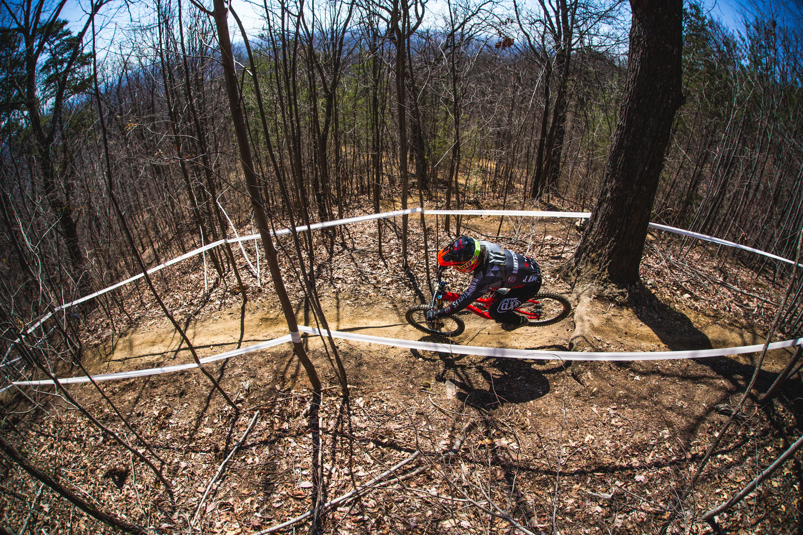 Windrock Pro GRT DH Course - 2017 Pro GRT Windrock, Tennessee DH Action - Mountain Biking Pictures - Vital MTB