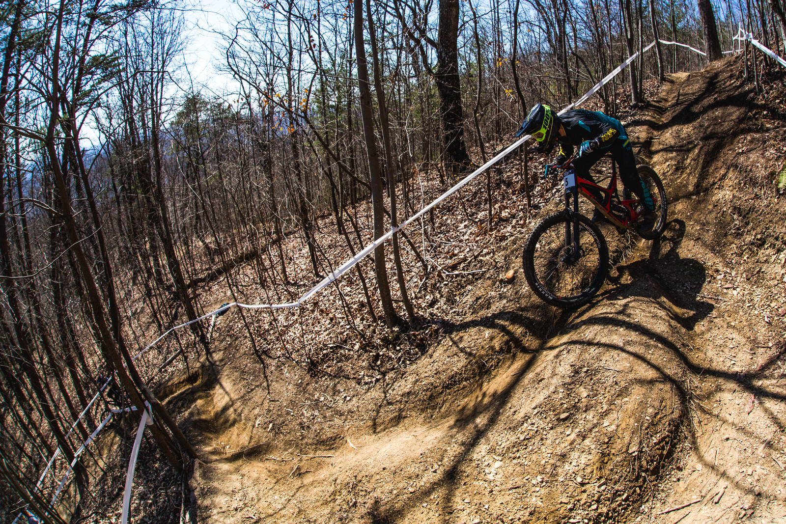 Tanner Stephens - 2017 Pro GRT Windrock, Tennessee DH Action - Mountain Biking Pictures - Vital MTB