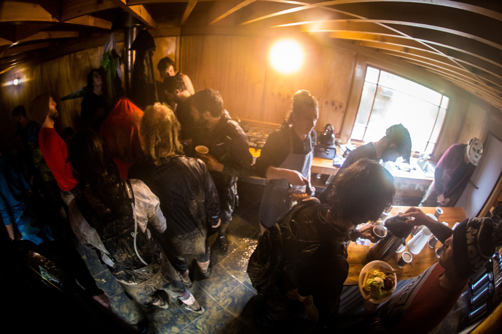 Sauna - NZ Enduro Day 2 - Mountain Biking Pictures - Vital MTB