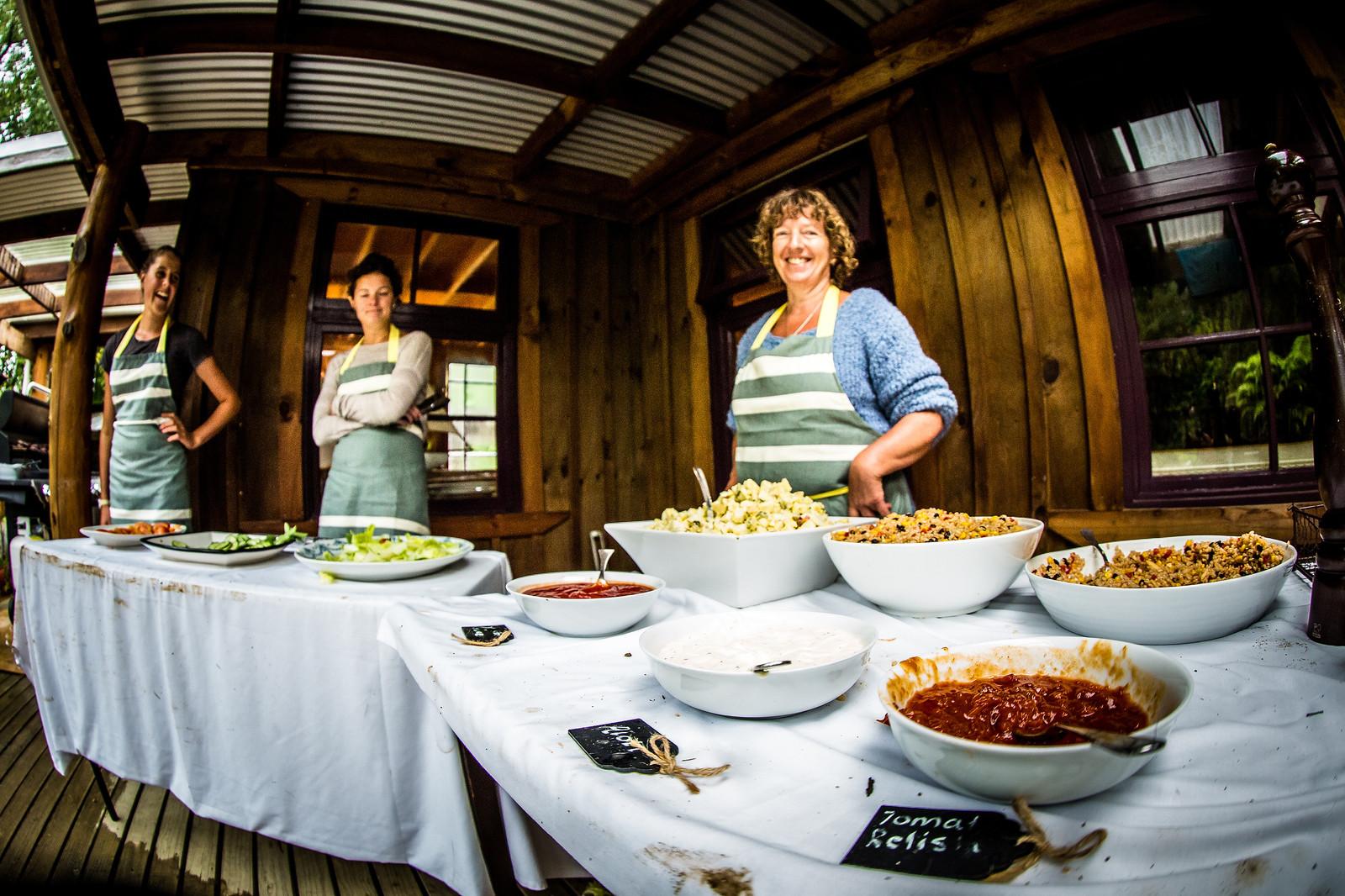 Hospitality - NZ Enduro Day 2 - Mountain Biking Pictures - Vital MTB