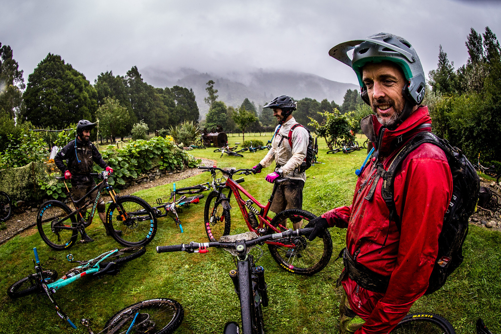Ready for more - NZ Enduro Day 2 - Mountain Biking Pictures - Vital MTB