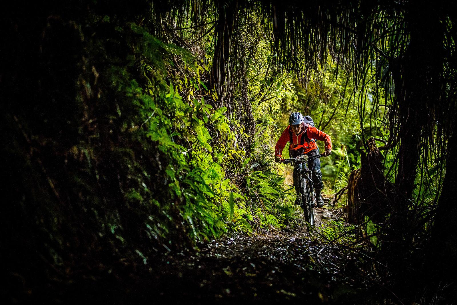 Anka Martin, NZ Enduro Organizer - NZ Enduro Day 2 - Mountain Biking Pictures - Vital MTB
