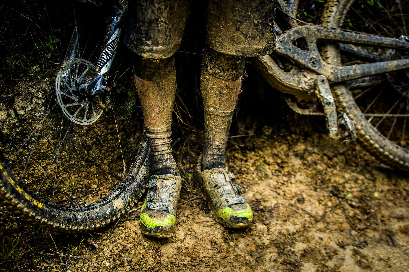 The Is What Day 2 of the NZ Enduro Looked Like - NZ Enduro Day 2 - Mountain Biking Pictures - Vital MTB