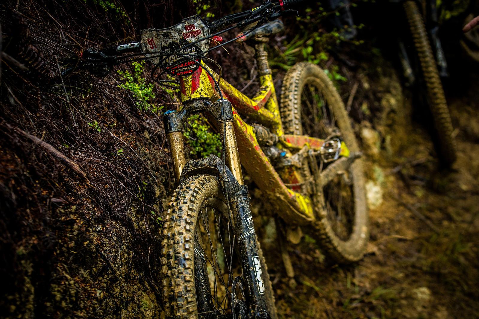 Mud Bikes - NZ Enduro Day 2 - Mountain Biking Pictures - Vital MTB