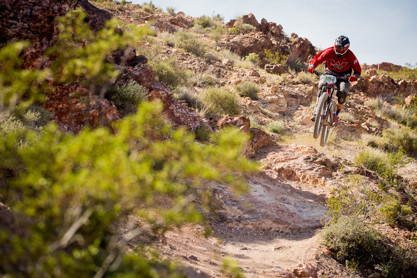 2017 Reaper Madness DH at Bootleg Canyon-14 - 2017 Reaper Madness DH Photos - Mountain Biking Pictures - Vital MTB