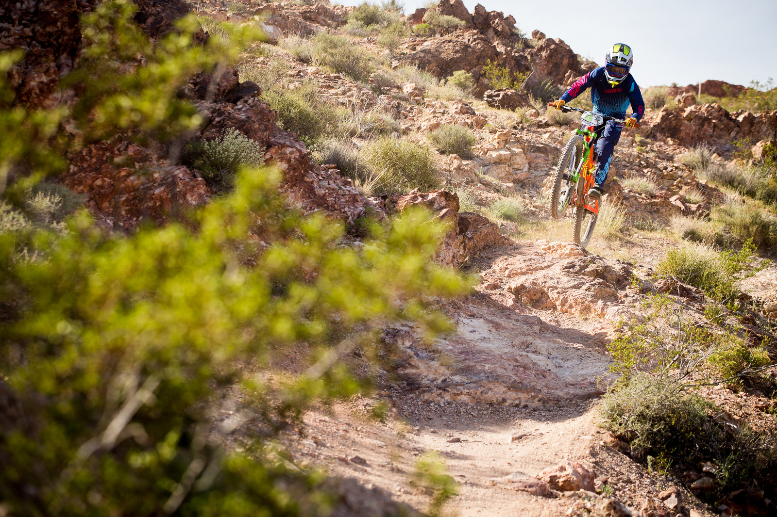 2017 Reaper Madness DH at Bootleg Canyon-19 - 2017 Reaper Madness DH Photos - Mountain Biking Pictures - Vital MTB