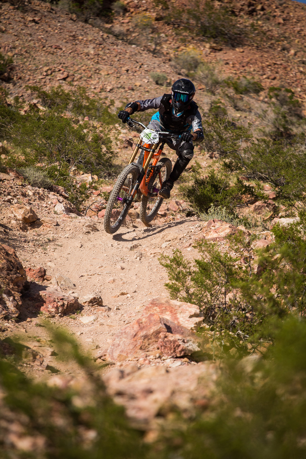 2017 Reaper Madness DH at Bootleg Canyon-27 - 2017 Reaper Madness DH Photos - Mountain Biking Pictures - Vital MTB