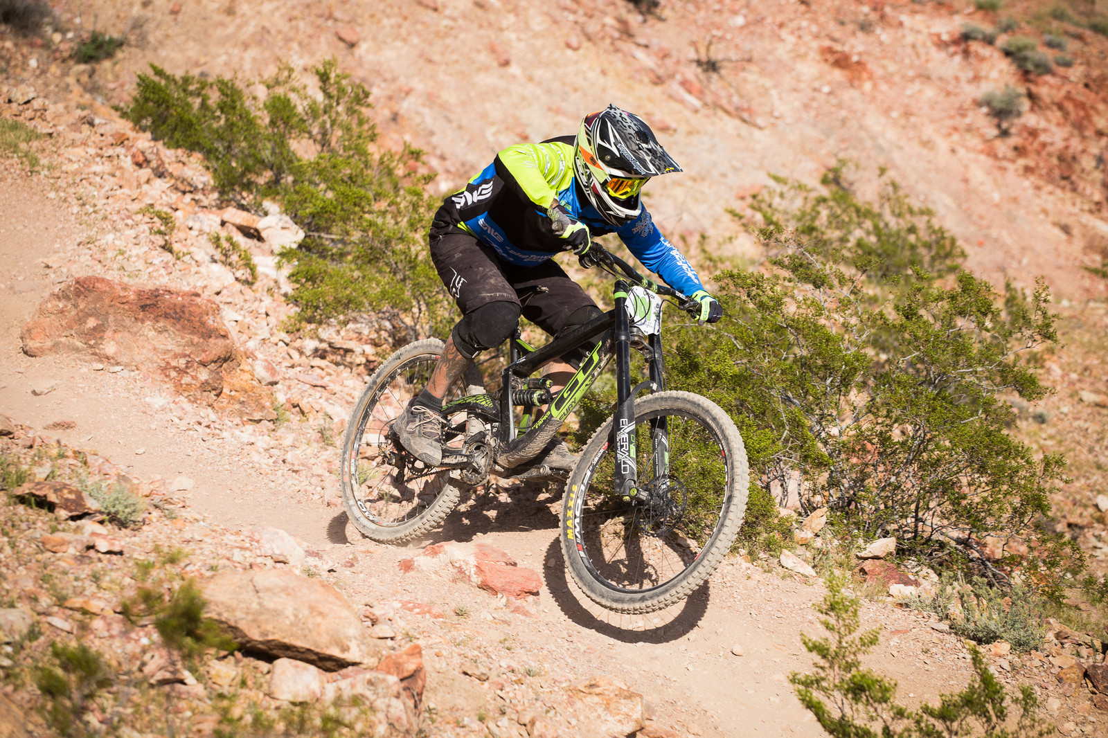 2017 Reaper Madness DH at Bootleg Canyon-34 - 2017 Reaper Madness DH Photos - Mountain Biking Pictures - Vital MTB