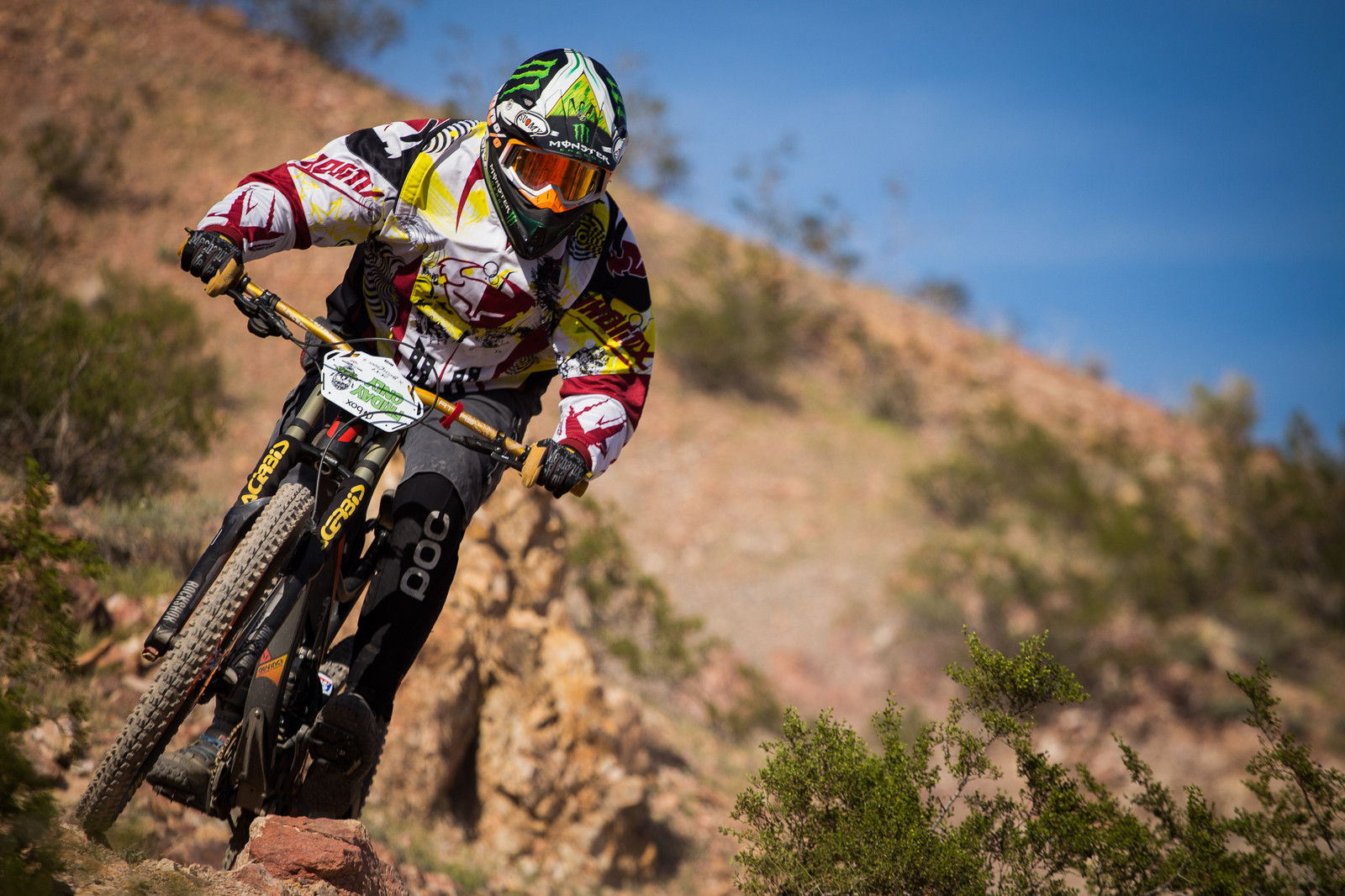 2017 Reaper Madness DH at Bootleg Canyon-38 - 2017 Reaper Madness DH Photos - Mountain Biking Pictures - Vital MTB
